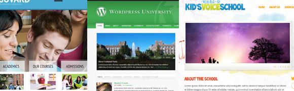 教育関連のWordPressテーマいろいろ