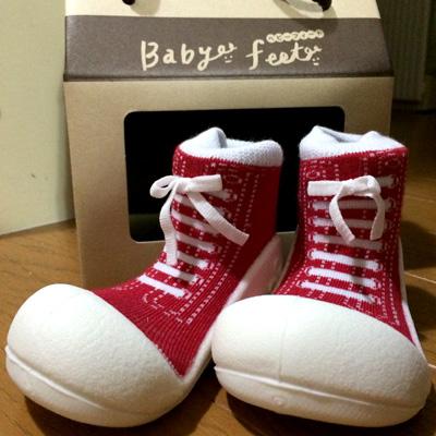 ベビーフィート(Baby feet)買った