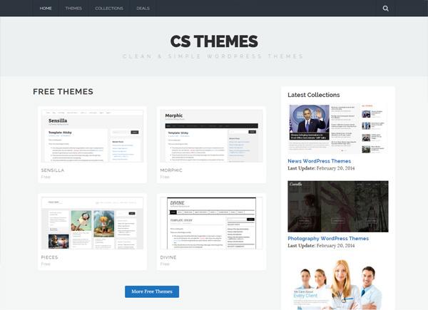 CS Themes